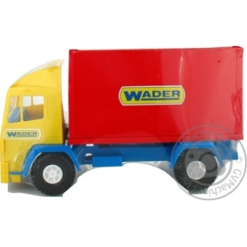 Игрушка Wader Mini Truck Грузовик - купить, цены на ЕКО Маркет - фото 2