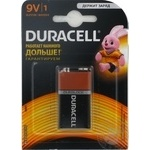 Battery Duracell for home 9b