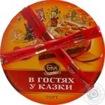 Торт В гостях у казки БКК 0,450кг