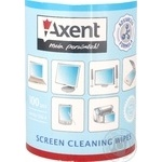 Napkins Axent for monitor 100pcs