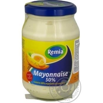 Майонез Remia 50% 250мл