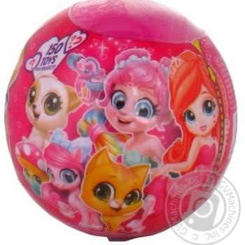 Іграшка Куля-сюрприз Zuru для дівчаток - купити, ціни на МегаМаркет - фото 1
