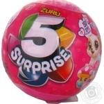 Іграшка Куля-сюрприз Zuru для дівчаток - купити, ціни на МегаМаркет - фото 3