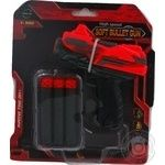 Blaster toy 6-charger