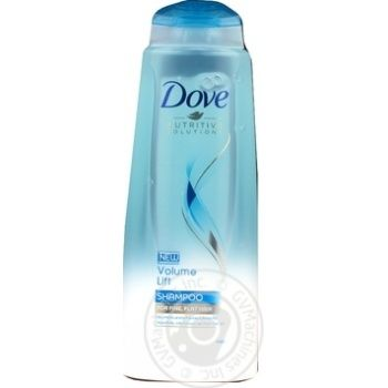 Dove Luxurious volume Shampoo 400ml - buy, prices for Novus - image 3