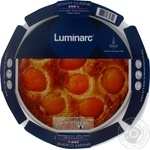 Форма для запекания Luminarc Smart Cuisine стеклокерамическая круглая 28см