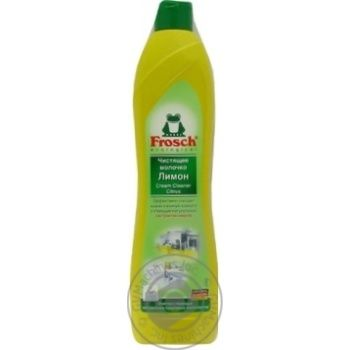 Means Frosch for washing 500ml - buy, prices for Novus - image 2
