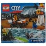 Конструктор Lego Береговая охрана: стартовый набор
