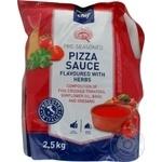 Соус томатный METRO Chef для пиццы с пряными травами 2,5кг