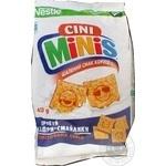 Готовый сухой завтрак Cina Minis с витаминами и минералами 450г