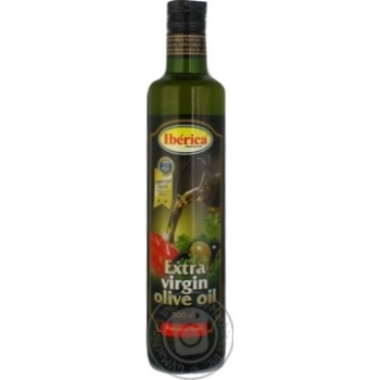 Масло Иберика оливковое экстра вирджин 500мл