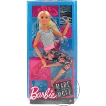 Кукла Barbie Двигайся как я в ассортименте - купить, цены на МегаМаркет - фото 2