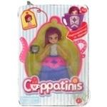 Лялька Лола Лаванда з аксесуаром Cuppatinis S1 10 см