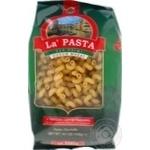 Макароны рожки Ла паста 400г