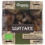 Mushrooms shiitake fresh 230g