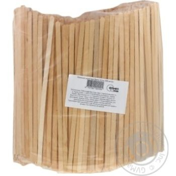 Alfa Pak long wood stirrers 18cm 1000pcs
