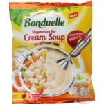 Bonduelle frozen for soup vegetables cauliflower mix 400g