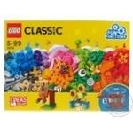 Конструктор Lego Кубики и механизмы 10712