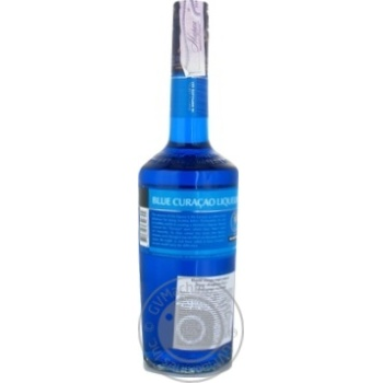 De Kuyper Blue Curacao liqueur 24% 0,7l - buy, prices for Novus - image 2