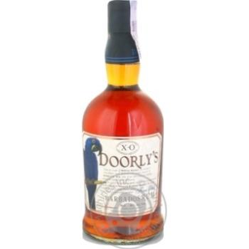 Doorly`s Gold XO Rum 40% 0,7l - buy, prices for Novus - image 2