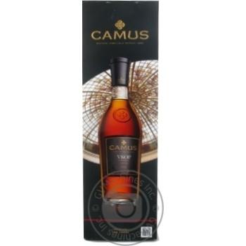 Коньяк Camus Elegance V.S.O.P. 40% 1л