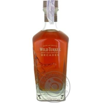Wild Turkey Decades 20 yrs bourbon 52% 0.75l - buy, prices for Novus - image 2