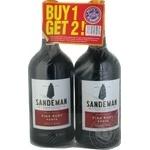 Вино Sandeman Ruby Porto 2*0.75л х2
