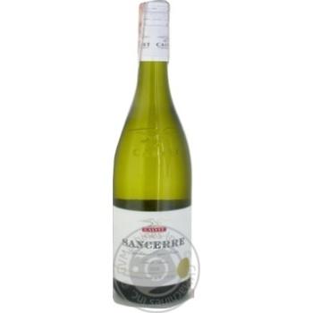 Вино Calvet Sancerre белое сухое 12,5% 0,75л