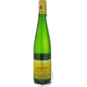 Вино Eugene Klipfel Riesling белое сухое 12.5% 0.75л