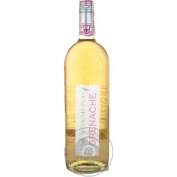 Вино Grand Sud Grenache Lieblich розовое полусладкое 12% 1л