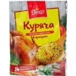 Spices Deko with chicken 70g