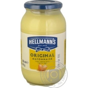 Mayonnaise Hellmanns 650ml - buy, prices for MegaMarket - image 3