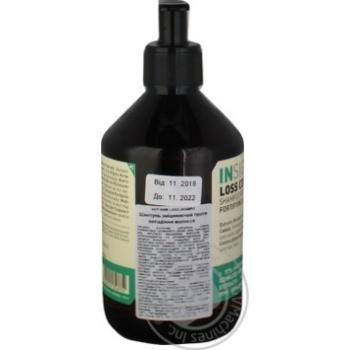 Шампунь Insight укрепляющий против выпадения волос 400мл - купить, цены на Novus - фото 3