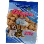 Delicacy Pryroda for dogs 550g
