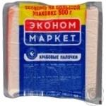 Crab sticks Econom market chilled 500g
