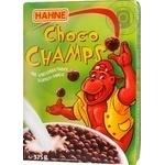 Сухие завтраки Hahne Choco Champs 375г