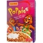 Hahne Poppies Breakfast Cereal 375g