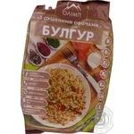 Крупа Олимп Булгур из твердых сортов пшеницы с сушеными овощами 700г