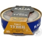 Тунець Kaija в олії 185г х6