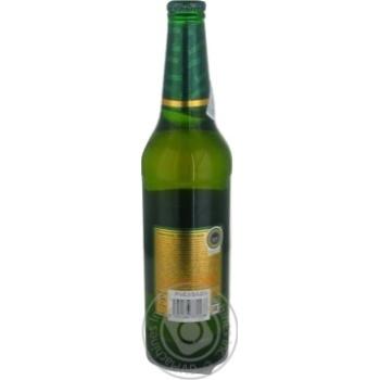 Пиво Staropilsen Lager 4,7% 0,5л - купить, цены на Novus - фото 3