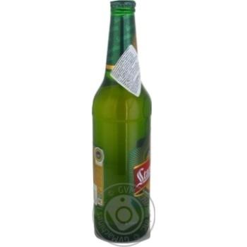Пиво Staropilsen Lager 4,7% 0,5л - купить, цены на Novus - фото 5