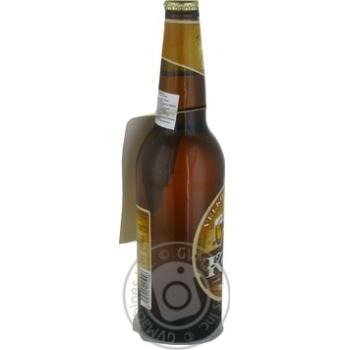 Пиво Kozel Premium Lager світле фільтроване 4,5% 0,5л - купити, ціни на МегаМаркет - фото 4