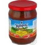 Sauce Khutorok Georgian tomato 480g