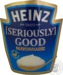 Майонез 70% Heinz с/б 460г