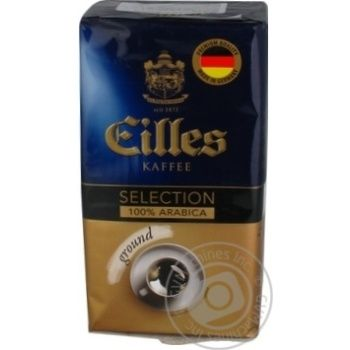 Coffee Eilles ground 500g - buy, prices for MegaMarket - image 1