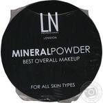 Пудра LN Professional Mineral 01