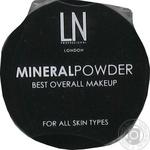 Пудра LN Professional Mineral 03