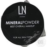Пудра LN Professional Mineral 04