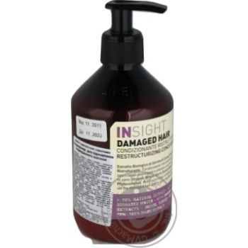 Conditioner Insight for the hair restoration 400ml