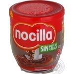 Паста Nocilla шоколадно-горіхова с/б 190г х12